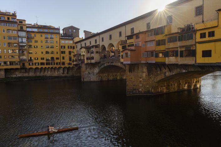 Vecchio's bridge, Florence