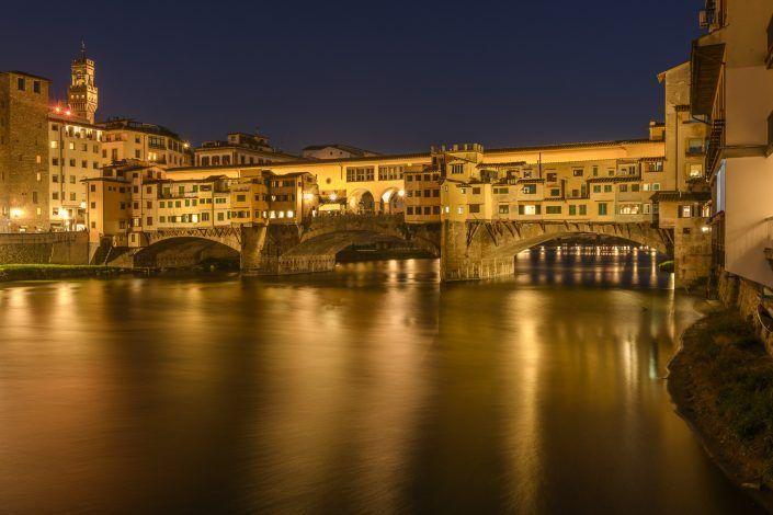 Puente Vecchio de Florencia