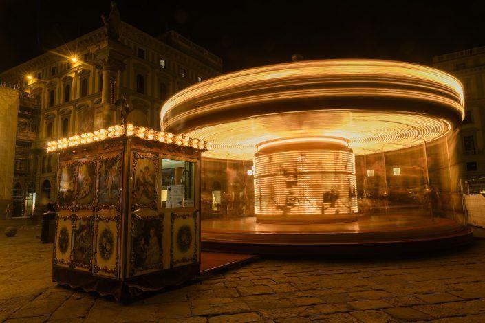 Plaza de la Repçublica de Florencia