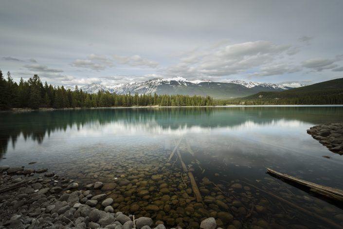 Anette Lake - Jasper - Alberta - Canadà