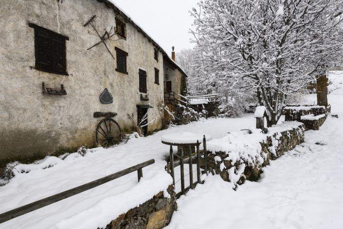 Casa en Eina