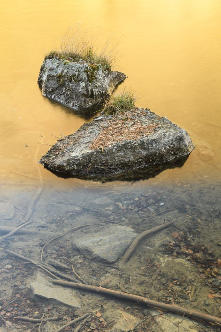 El Passet lake