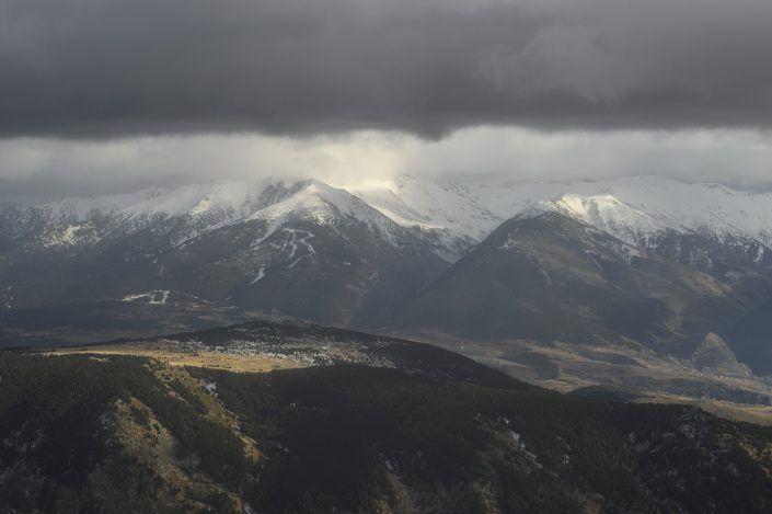 Puigmal range