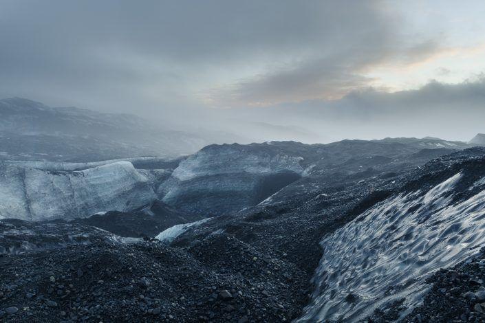 Glacera de Vatnajökull
