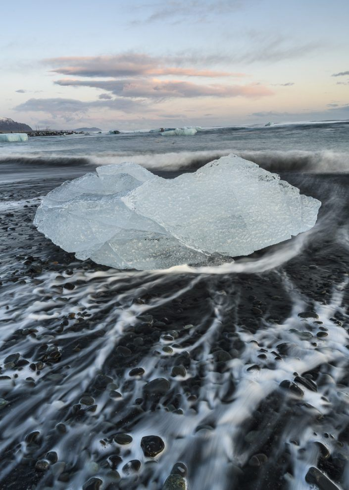 Diamond beach - Islandia