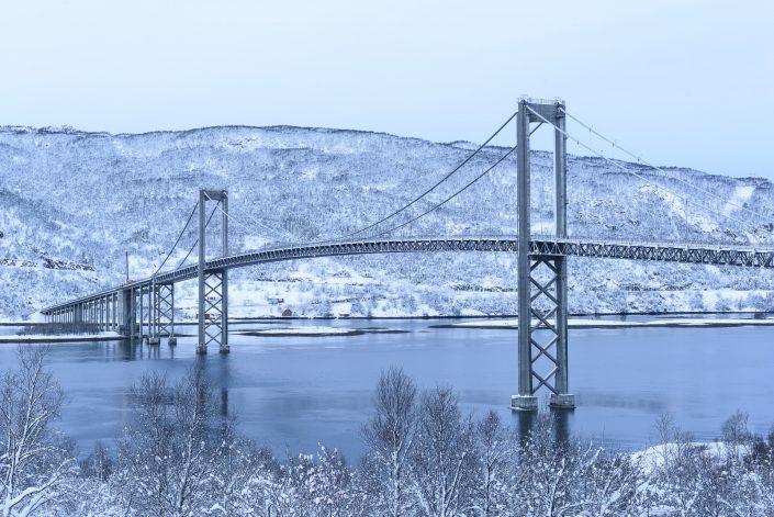 Tjeldsund Bridge - Troms