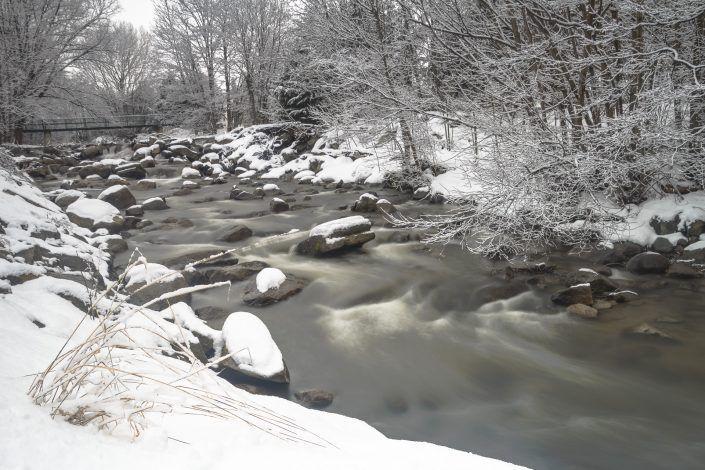 Reür river- Bourg Madame